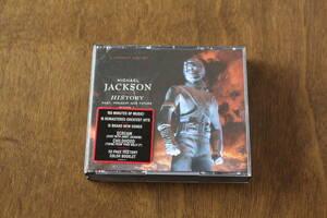 ■送料無料■ヒストリー HISTORY■Michael Jackson マイケルジャクソン■2枚組■
