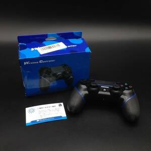EJ0423-37-22 コントローラー ワイヤレスコントローラー DUALSHOCK4 ジャンク ゲーム 周辺機器 箱付 16×10.5×4.5cm 60サイズ