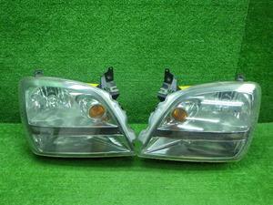 ミツビシ CR6W ディオン ヘッドライト 左右セット HID 刻印D 210330142