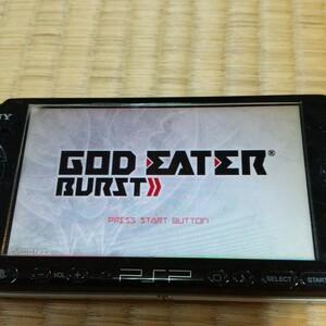 PSP GOD EATER BURST PSP the Best