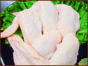 D【季節限定】焼鳥やBBQ!揚げ物や煮物に!!北海道産 鶏手羽先/200g◆濃厚&柔らか♪