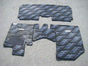 ムーヴ ムーブ ムーヴカスタム ムーブカスタム L175S L185S 純正 フロアマット マット カーペット 1台分