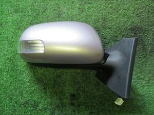 (A01285-A) ヴィッツ (SCP90) 右ドアミラー サイドミラー 右 運転席側 3P3 ローズメタリックオパール 8316 H22年 2010年 DBA-SCP90 90
