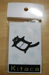数量限定品 新品未開封 2008年 激レア JR北海道 Kitaca キタカ モモンガ パスケース タッチアンドゴー 冬バージョン
