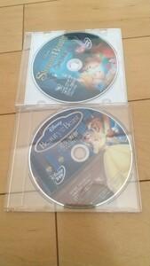 美女と野獣 眠れぬ森の美女 dvd アニメ ディズニー DVD
