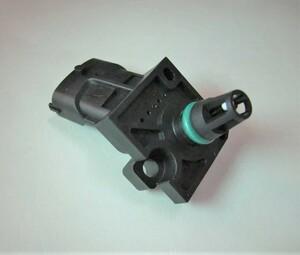 (送料込) ボルボ C30 C70 S40 S60 S80 V50 V60 V70 XC60 XC70・ジャガー F XE XF XJ XKR インテーク圧力センサー【ボッシュ製・新品】
