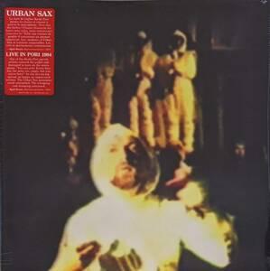 Urban Sax - Live In Pori 1984 限定アナログ・レコード