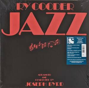 Ry Cooder ライ・クーダー - Jazz 限定リマスター再発アナログ・レコード