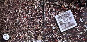 Area アレア - Are(A)zione 45周年記念限定リマスター再発レッド・カラー・アナログ・レコード