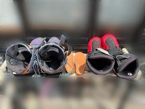 ディーラックス 激安 DEELUXE スノーブーツ ブーツ 22.5 スノーボード エンパイア インソール付