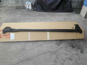 アウディ A7 SportBack 4GC 2011年~2015年 WALD ヴァルド  SPORTS LINE スポーツライン サイドステップ 右 FRP製 正規品