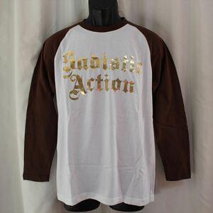 サディスティックアクション SADISTIC ACTION メンズ長袖Tシャツ Mサイズ NO14 新品