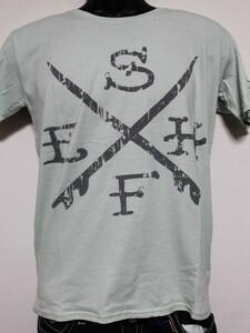 Ed Hardy(エドハーディー) メンズ半袖Tシャツ M02SUR179 グリーン 新品