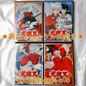 ☆全巻セット☆ 犬夜叉 劇場版 DVD