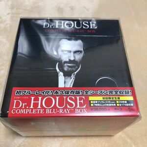 Dr.HOUSE ドクター・ハウス コンプリート ブルーレイBOX〈初回限定生…