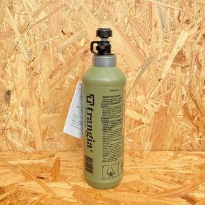国内正規品 新品 未使用 trangia トランギア フューエルボトル 0.5L オリーブ 燃料ボトル TR-506105