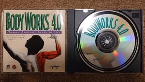 【送料無料】Windows■ボディワークス4.0■Body Works 4.0~Human Anatomy Leaps To Life~