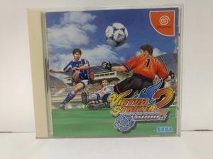 【送料無料】ドリームキャスト バーチャストライカー2