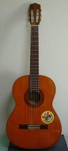 ★中古品★鈴木バイオリン製造株式会社 クラシックギター 『第35―R号』★YOUNG OH! OH!★ヤング おー! おー!★