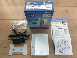 NEC 無線LANルータ Aterm WR8170N