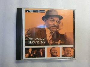 CD Coleman Hawkins And Confreres (Verve) コールマン・ホーキンス / Ben Webster / Roy Eldridge / Oscar Peterson