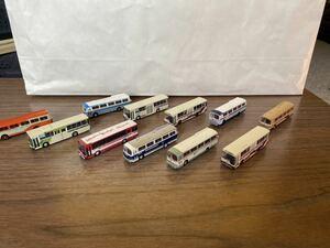 トミーテック 昔のバスコレクション まとめてジャンク品