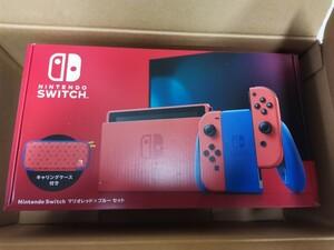 Nintendo Switch マリオ レッド×ブルー セット Nintendo Switch