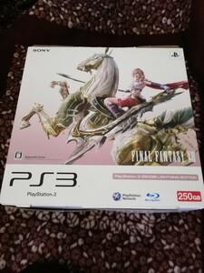 PS3本体 FINAL FANTASY XIII