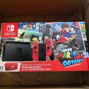 Nintendo Switch スーパーマリオ オデッセイ 本体 セット