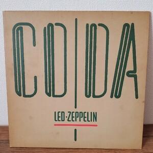 レッド・ツェッペリン LED ZEPPELIN/最終楽章 CODA