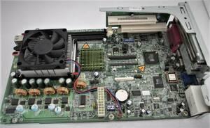 【日立】FLORA PC8DG3のマザーボードユニット(Pentium4-2.4GHz、JUNK)
