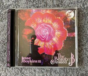 THE BEAUTY CREATED / Jesse Boykins III 国内盤