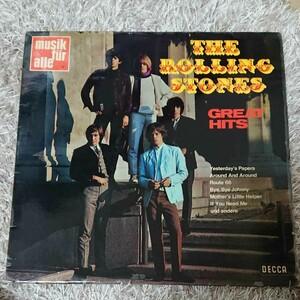 ローリング・ストーンズ the rolling stones レコード