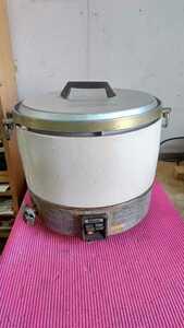 リンナイ ガス炊飯器 3升用 都市ガス用  RR-30S1