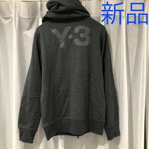 新品タグ付き Y-3 ワイスリー アディダス adidas ヨウジヤマモト Yohji Yamamoto フルジップパーカー フーディ メンズ Mサイズ
