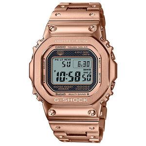 カシオCASIO Gショック ジーショック G-SHOCK Bluetooth搭載 電波 ソーラー メンズ 腕時計 GMW-B5000GD-4JF【国内正規品】