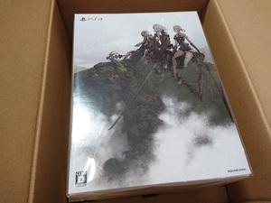 PS4 限定版 ニーア レプリカント ver.1.22474487139... White Snow Edition 美品