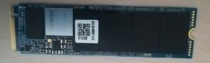PHISON SSD M.2 PCI-Express3.0x4 Type2280 PS5012-E12S 512GB 正常100% 本体のみ