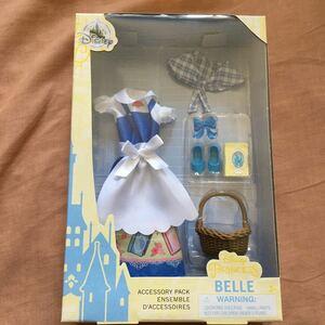 ディズニープリンセス ベル 着せ替え 洋服 ドレス 人形用 美女と野獣