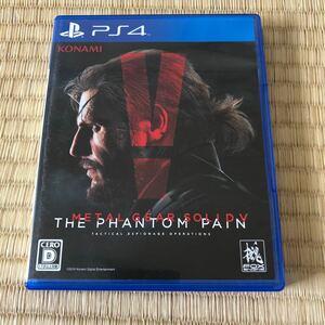 【PS4】 メタルギアソリッドV ファントムペイン [通常版]