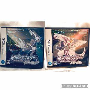 ポケットモンスター ダイヤモンド パール DSソフト