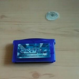 ポケットモンスターサファイア GBA