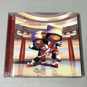 China Dolls 中国娃娃 チャイナドールズ CD+VCD タイ 香港 マレーシア シンガポール 台湾 中国 アジア ポップス アイドル C-POP