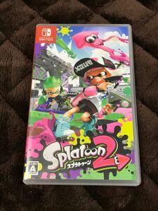Nintendo Switch スプラトゥーン2 ニンテンドースイッチ ソフト Splatoon2