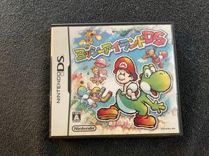 任天堂DS ヨッシーアイランドDS ソフト ニンテンドーDS
