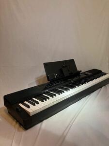 CASIO 電子ピアノPX-350MBK 88鍵 Privia