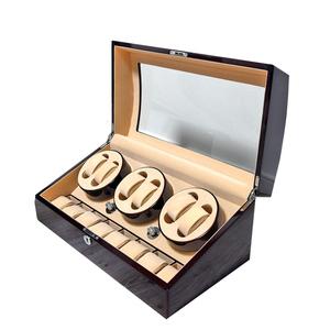 winding machine 6ps.@ volume 8ps.@ storage made in Japan motor installing 4 mode watch case storage case collection case watch Winder