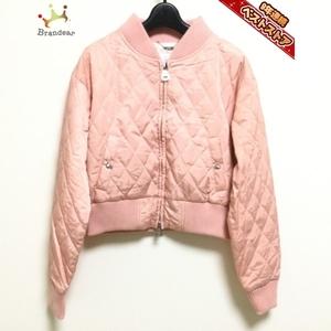 レディ Rady ダウンジャケット サイズS - ピンク レディース 長袖/冬 ジャケット