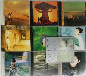 【游佐未森】 CD まとめて 10枚セット アルバム