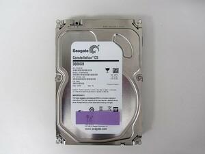 [HDD] 3TB sata Seagate ST3000NC002 3.5インチ Constellation 7200RPM/7.2K ハードディスク/データ抹消済 HDD_98